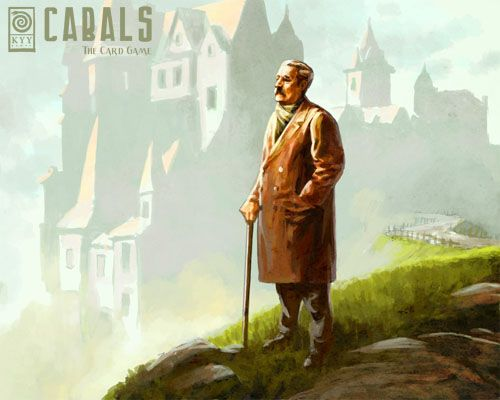 Gallery - Cabals Art   Cabals: The Card Game