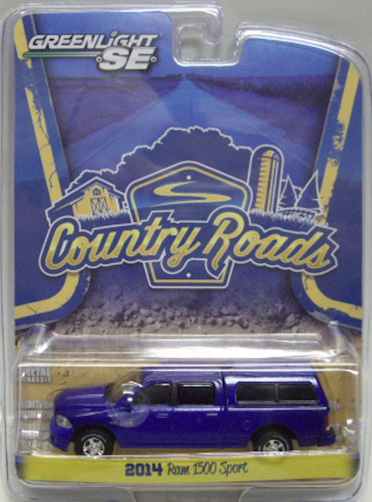 Greenlight Collectibles Country Roads Series 12 2014 Ram