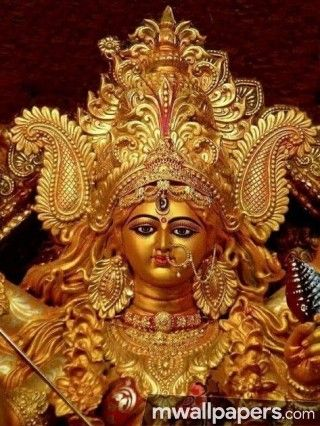 maa durga devi latest hd photos 1080p devi pics pinterest