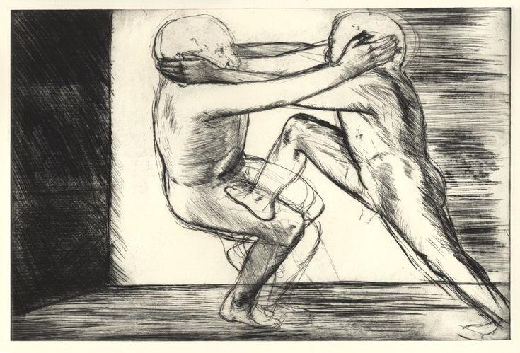 Etching - Yann Kebbi