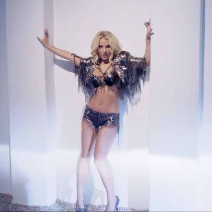 """What do you think about the new Britney Spears music video for her hit single """"Work Bitch""""? Here's our scoop!"""