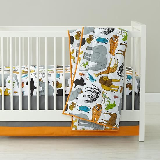 Welcome To The Jungle Toddler Sheet Set On Pinterest