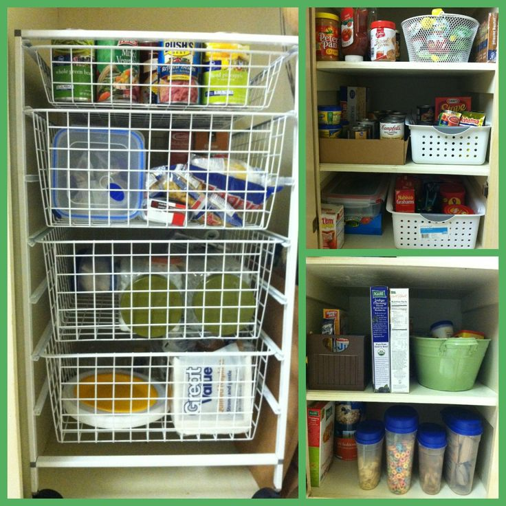 25 Best Ideas About Pull Out Pantry Shelves On Pinterest: The 25+ Best Deep Pantry Organization Ideas On Pinterest