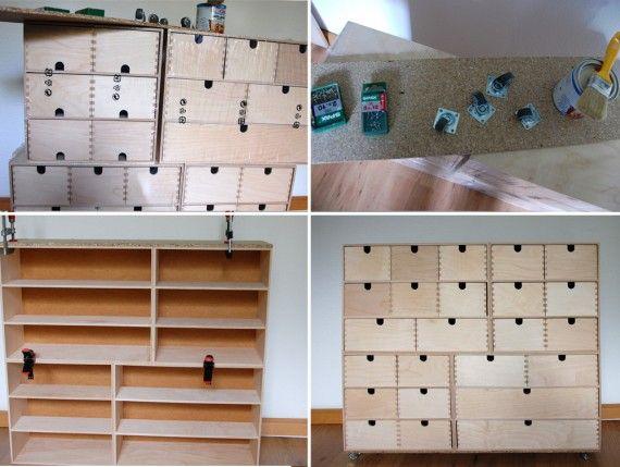 DIY - Moppe-Kommode