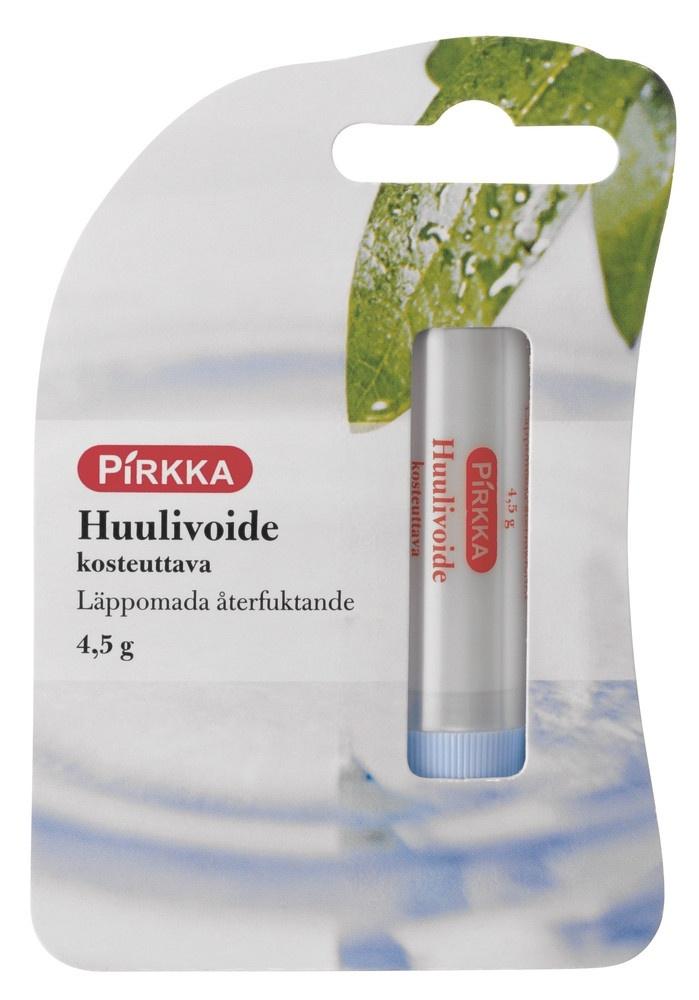 Pirkka huulivoide kosteuttava 4,5 g | Pirkka