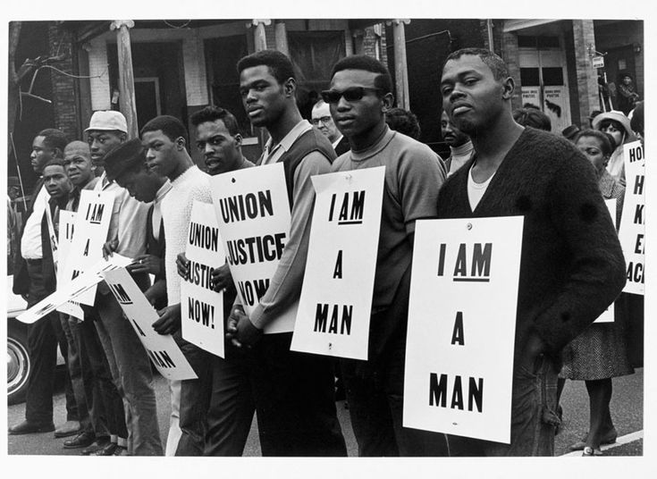 a look at the infamous african american strike by sanitation workers in memphis In early 1968 the grisly on-the-job deaths of two african-american sanitation workers in memphis, tennessee, prompted an extended strike by that city's segregated force of trash collectors workers sought union protection, higher wages, improved safety, and the integration of their work force .