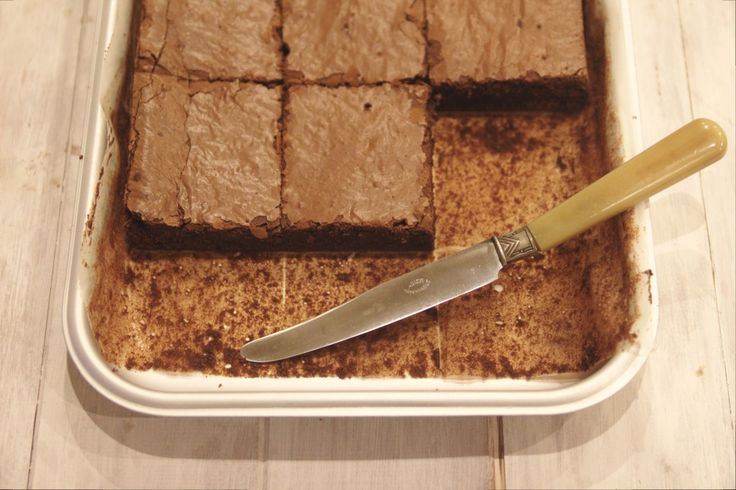 Brownie Tray