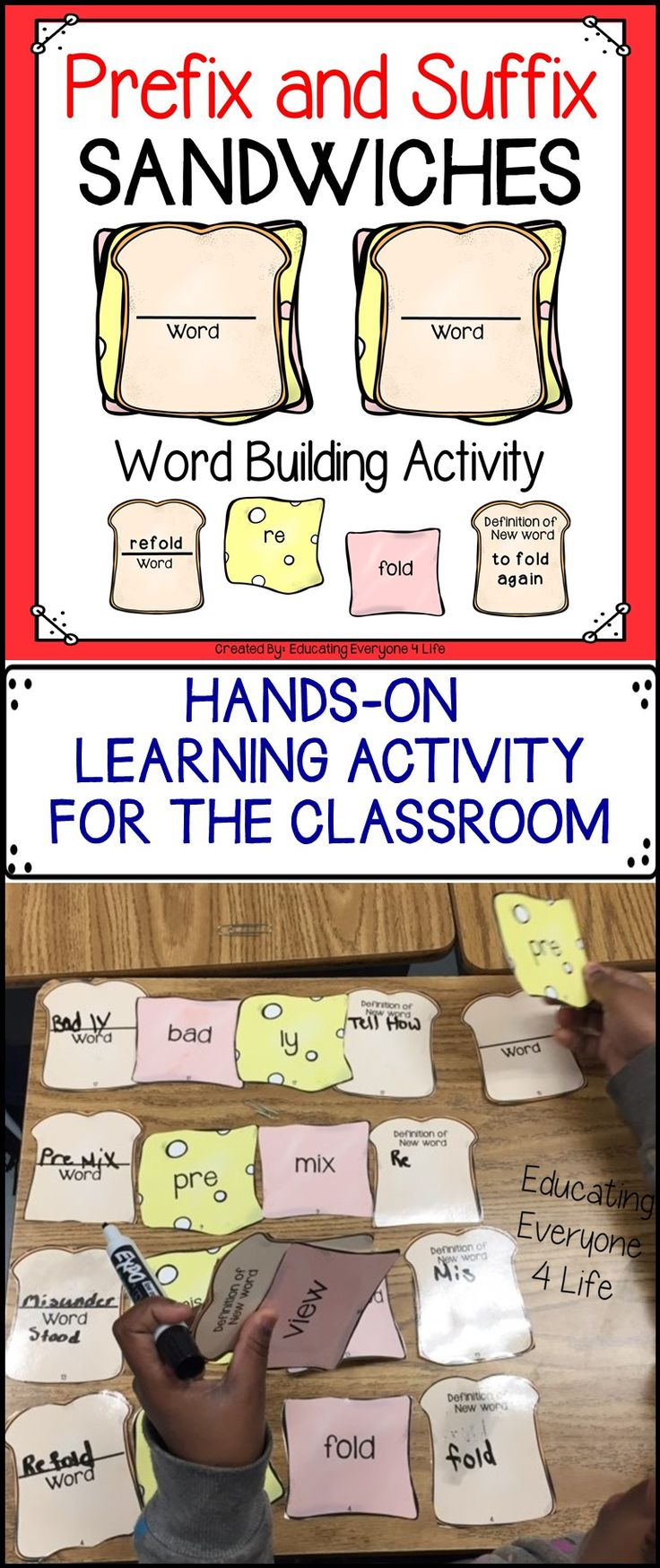 Worksheets and Activities - Prefixes and Suffixes ...