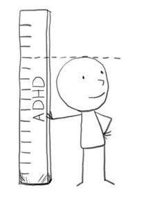 """Boost your child's self-esteem by measuring your child's behaviors by his """"ADHD age,"""" not by his real age."""