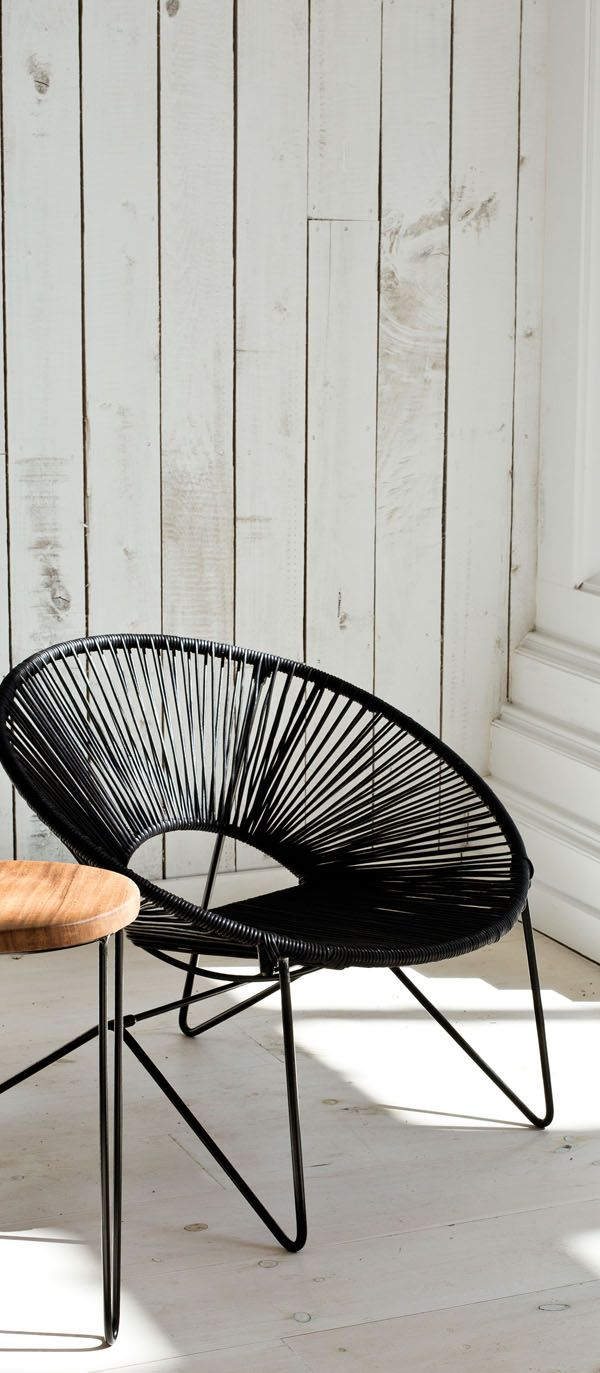 meet our bestselling aldama chair a modern take on the classic acapulco chair