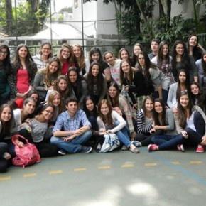 Escolas Judaicas recebem Gilad Shalit no Brasil
