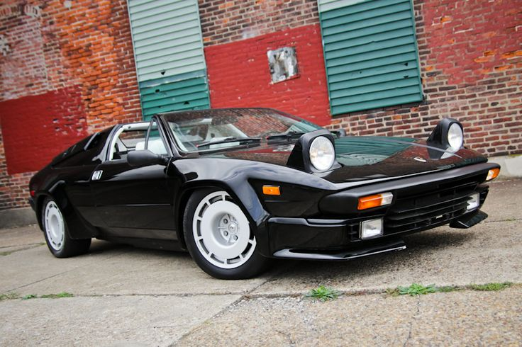 Lamborghini Jalpa. I considered buying one but I hear they're unbelievably junky.