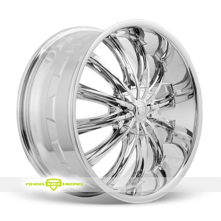 Borghini B15 Chrome Wheels available here: http://www.wheelhero.com/topics/Chrome-Rims-For-Sale