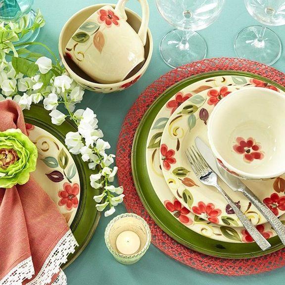 393 Best Dinnerware Dish Sets Images On Pinterest