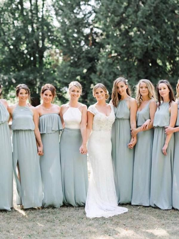 30 Silver Sage Green Wedding Color Ideas