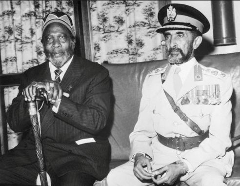 """""""We must put to the best use the rich heritage of Our past for, in that way, and in that way alone, can We live to the highest standard set by Our forefathers…"""" HAILE SELASSIE I"""