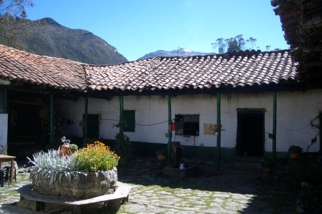 Hacienda La Esperanza - Cocuy, Boyacá - Colombia