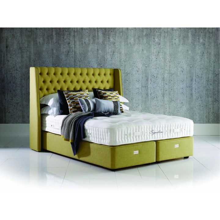 Hypnos Regal Signature Super King Size Zip & Link Mattress for £3,739.20