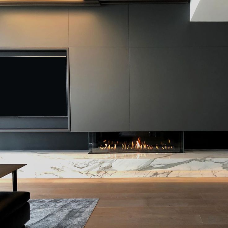 The Cold Never Bothered Us Anyways Our Double Corner Fireplace