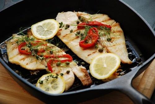 rosh hashanah fish recipes