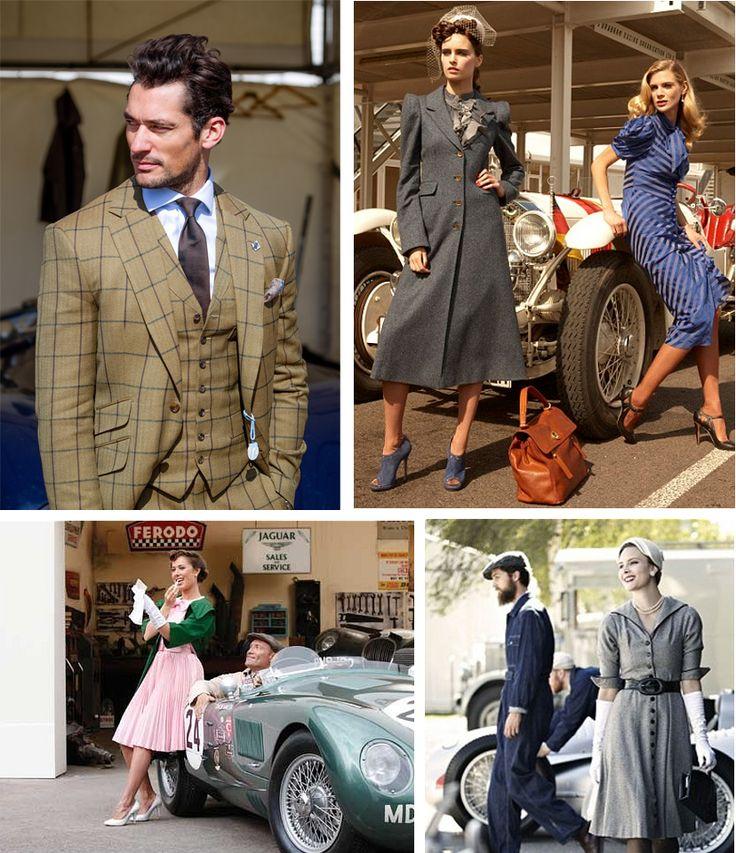Mens Goodwood Revival Clothes