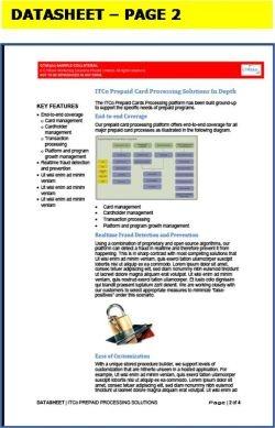 Datasheet - Page 2 of 2