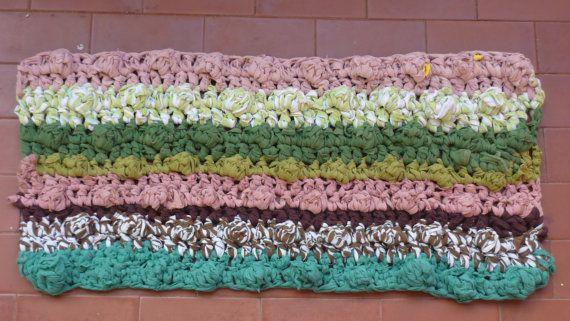 1000+ idee su Tappeto A Maglia su Pinterest  Lavoro a maglia, Tappeti ...