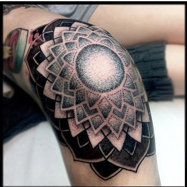 53 Top Mandala Tattoos Of All Time: 270 Best Images About Tattooed Girls/ Legs On Pinterest