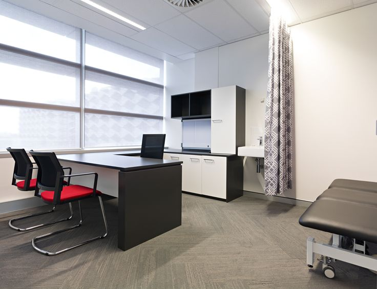 Consulting room fit-out for Dr Robert Larbalestier