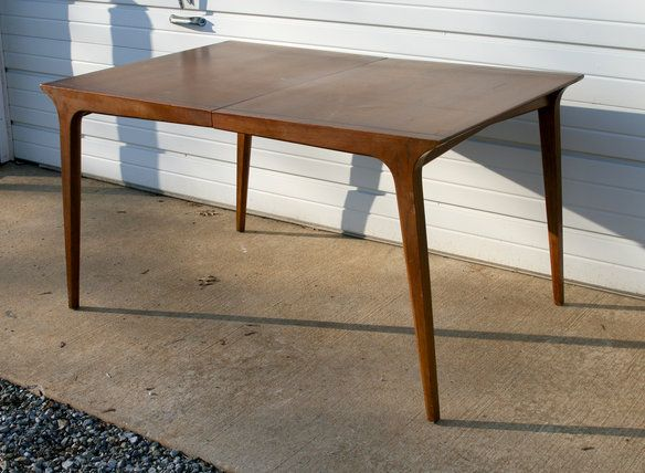 Mid Century Modern Drexel Profile Dining Table In Avondale, PA 19311, USA ~  Krrb Part 75
