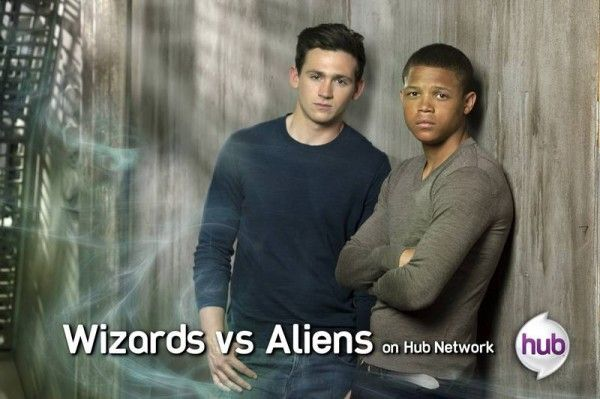 """The Hub June Programming Includes Premieres of """"Wizards vs Aliens"""" & """"SheZow"""""""