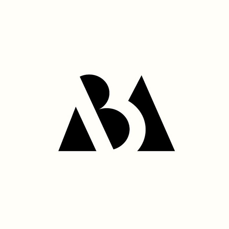 MB Monogram by Richard Baird. (Available). #logo #branding #design