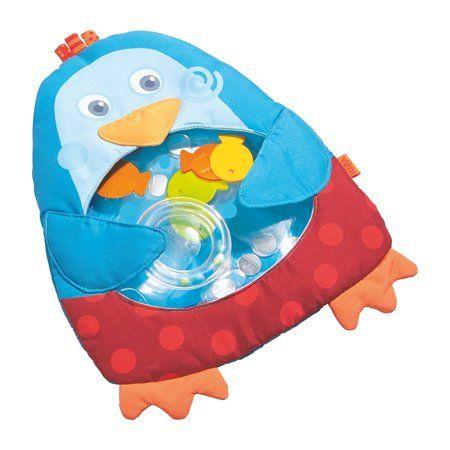 Haba Little Penguin Water Play Mat Tummy Time Activity Walmart Com Tummy Time Activities Water Play Mat Play Mat