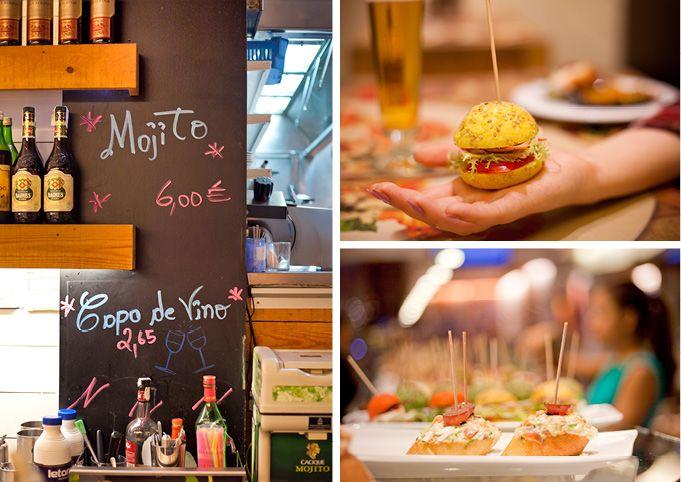 Bilbao Berria restaurant - Barcelona Spain / photo Justyna Helena Majewska / http://www.rostyleandlife.com/ro/pl/home/64-lifestyle-pl/modne-miejsca-pl/2082-bilbao-berria