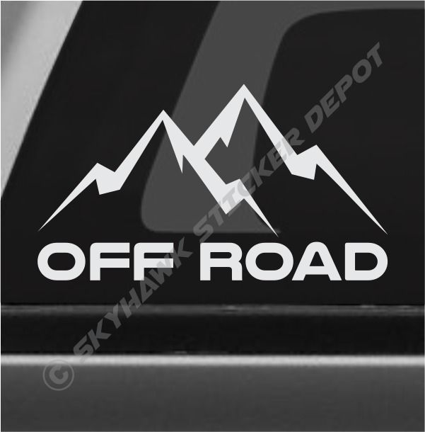 17 Best Images About Truck 4x4 Off Road Stickers Amp Vinyl