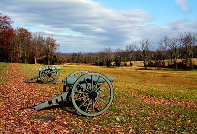 Gettysburg, PA  i've been here many times. it holds a lot of emotion for me. excellant place to visit
