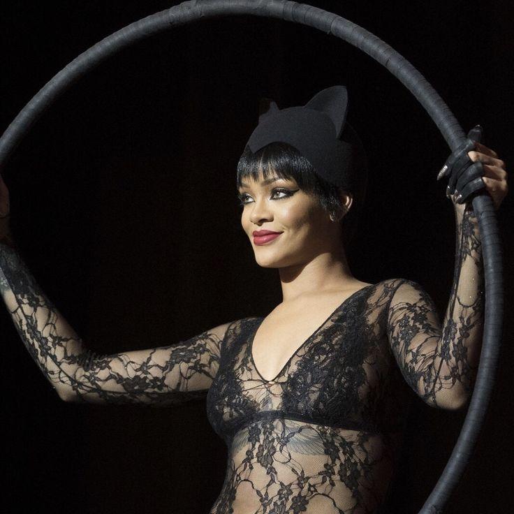 Rihanna as 'Bubble' in VALERIAN.