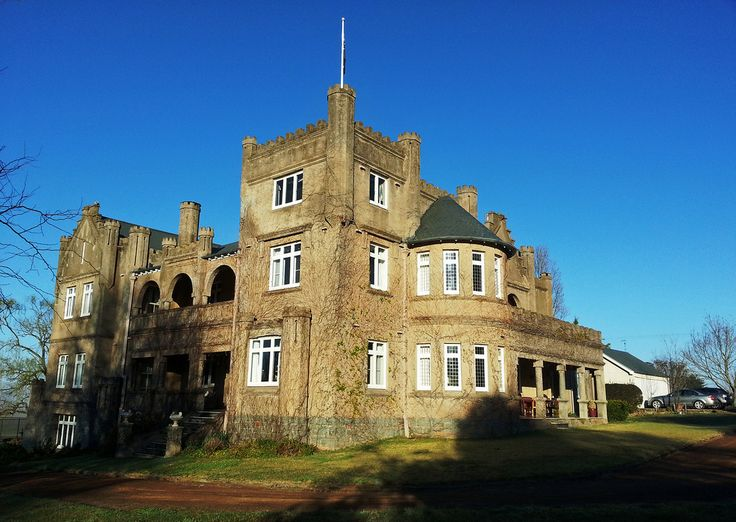 Kings Plains Castle, near Glen Innes, N.S.W.