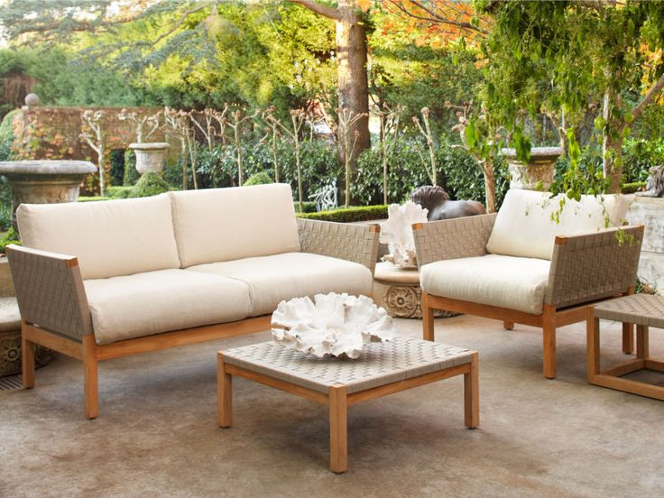 Our Bancroft Outdoor Lounge Strikes The Perfect Balance Between Style And  Comfort And Is Ideal For Any Outdoor Living Space.