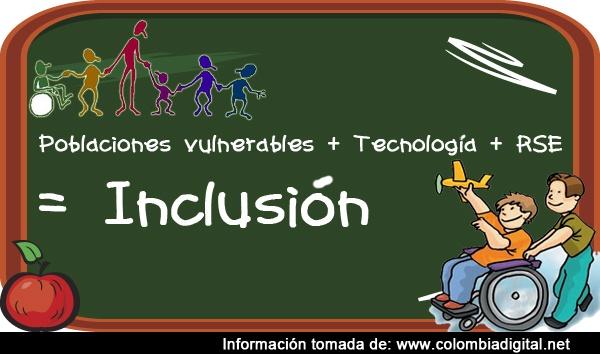 TIC + Inclusión social.  No te pierdas nuestro especial del mes.