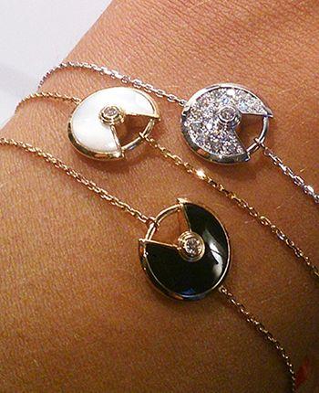 In LOVE with the new Amulette de Cartier Bracelets