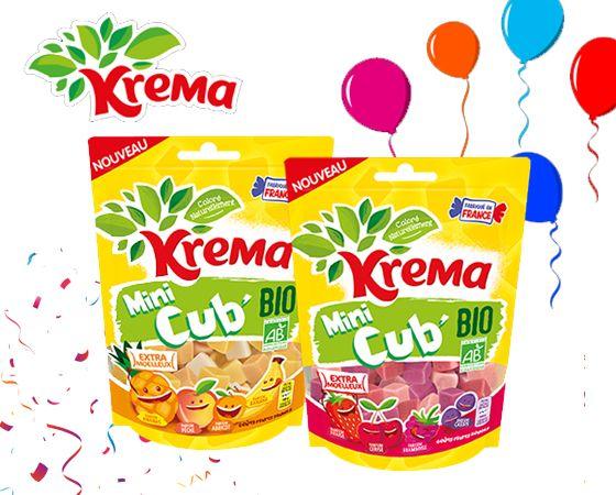 Recevez gratuitement des Bonbons Krema   Bonbon krema ...
