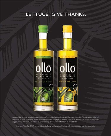 """ollo - """"Lettuce, give thanks."""""""
