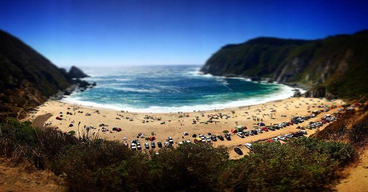 Las Docas  #lasdocasbeach #lagunaverde #valpo #beach