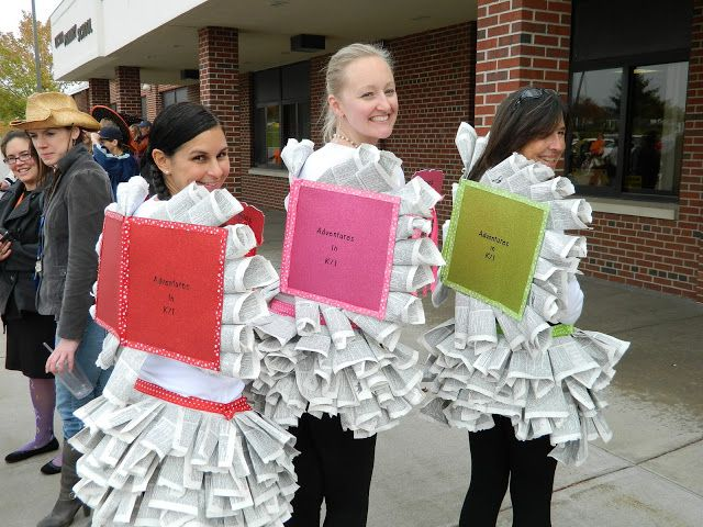 Book fairy costumes