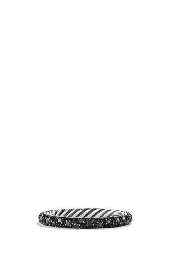 Jewelry Ideas  :    midnight melange band ring / david yurman   https://greatmag.net/fashion/accessories/jewelry/jewelry-ideas-midnight-melange-band-ring-david-yurman/