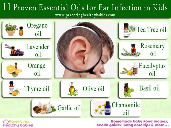 11 Proven Essential Oils For Ear Infection In Kids Essential Oils Ear Infection Oils For Ear Ache Oils For Ear Infection