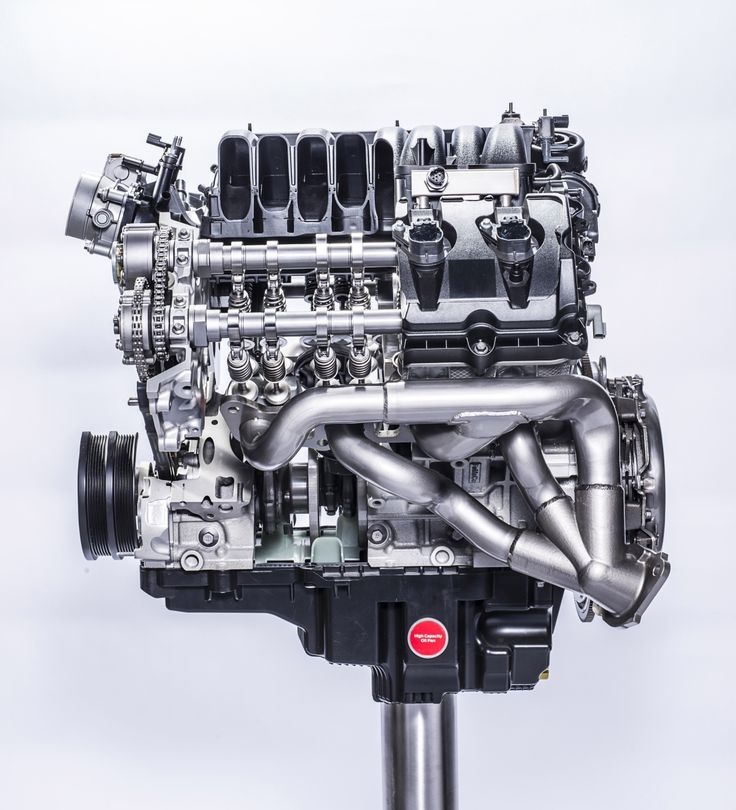 Inside Ford's New 5.2L Shelby GT350 Engine