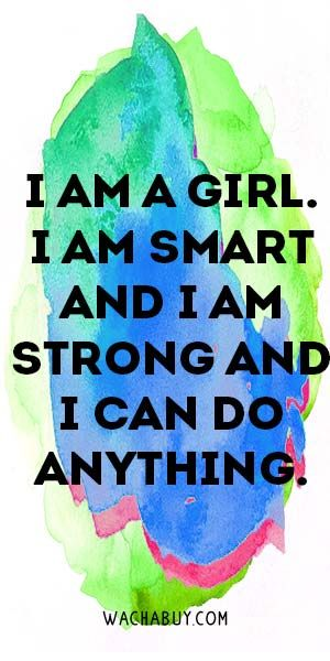 #quote #inspiration / Inspirational Quotes That Every Girl Should Know