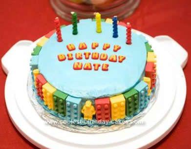 Best  Easy Lego Cake Ideas On Pinterest Lego Cake Lego Cake - Lego birthday cake decorations